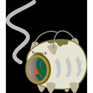 蚊取り線香豚