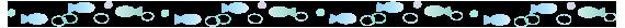 ライン夏魚と水玉