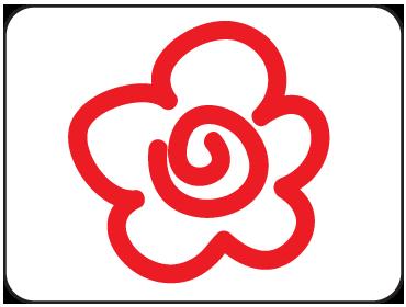花マルのイラスト