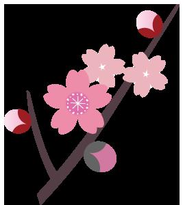桜シンプル